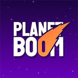 Planet BOOM! logo