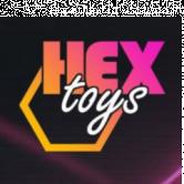HEX TOYS logo
