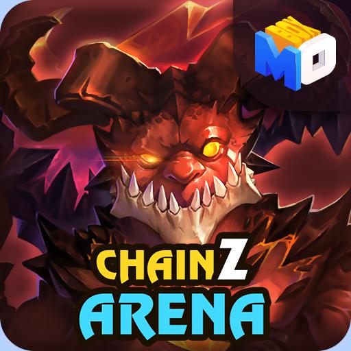 ChainZ Arena - EOS logo