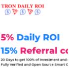 TronDailyRoi logo