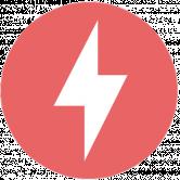 TronFlash logo