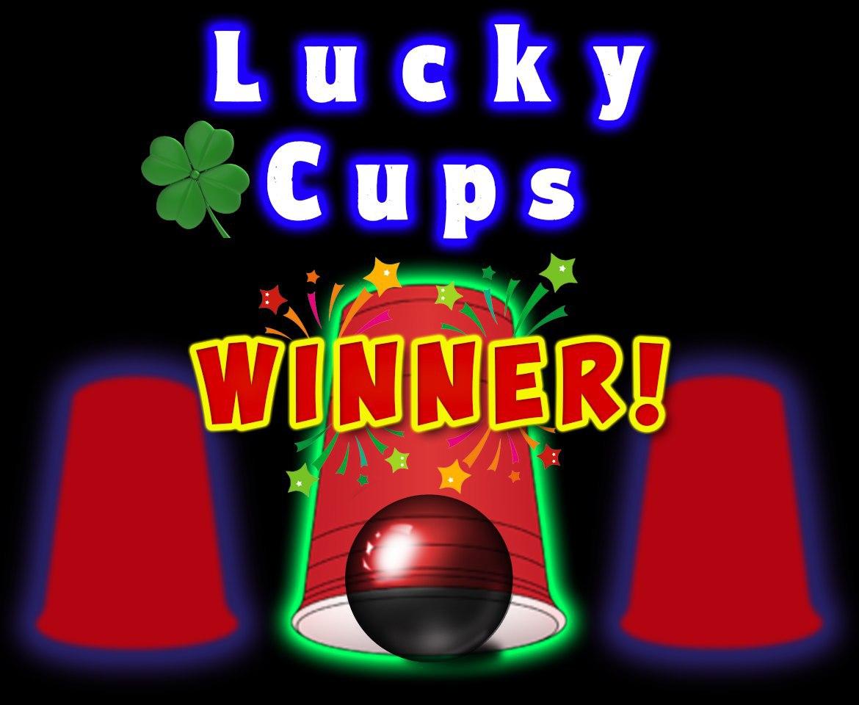 Lucky Cups (CNR) logo