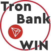 Tron Bank Win logo