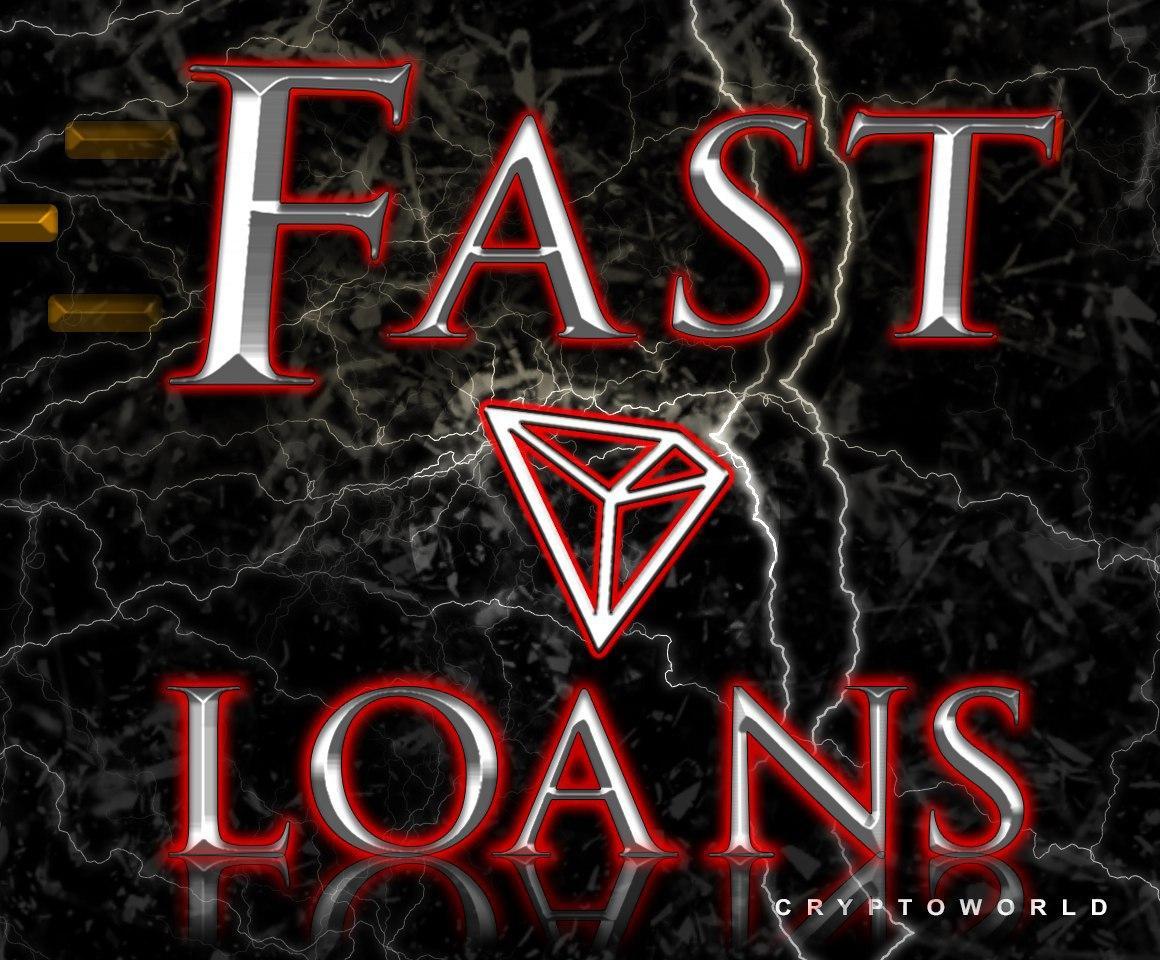 Fast TRX Loans logo