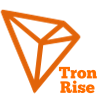 TronRise logo
