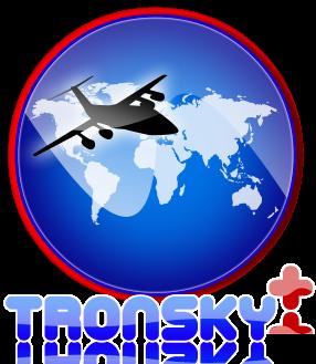 TronSkyPlus logo