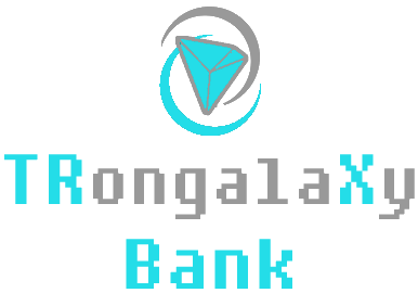 TRongalaXy Bank   Alternative to the best investment game on TRON blockchain logo