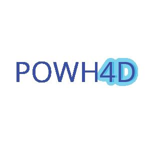 POWH4D logo