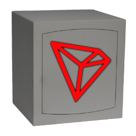 TronVault logo