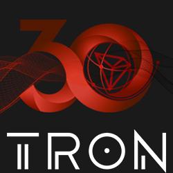 30dTRON logo