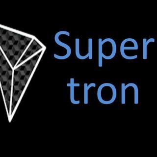 supertron logo