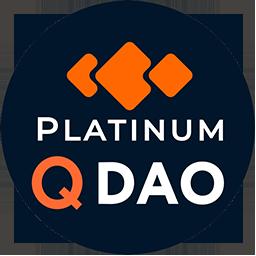 QDAO DeFi logo