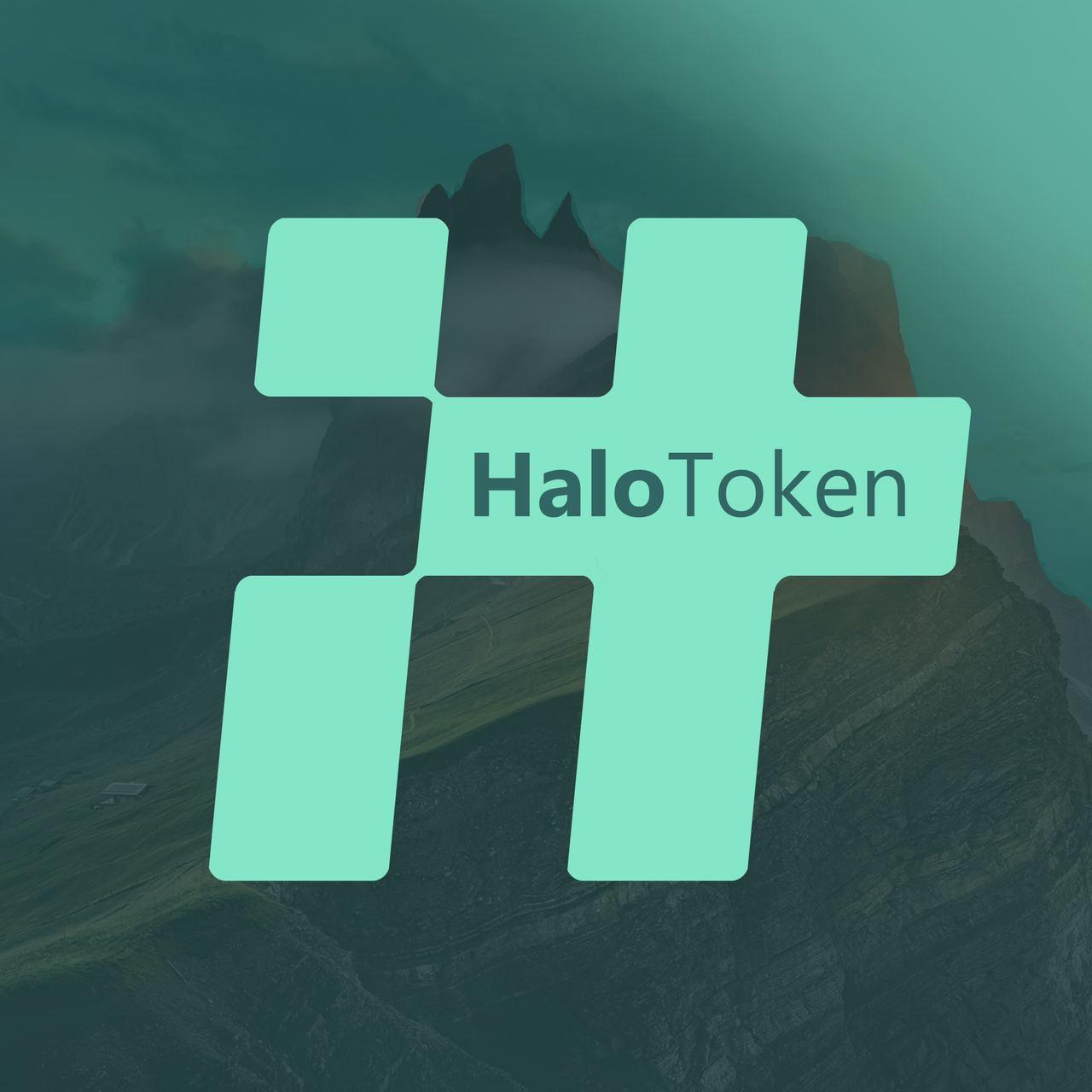 HaloToken logo