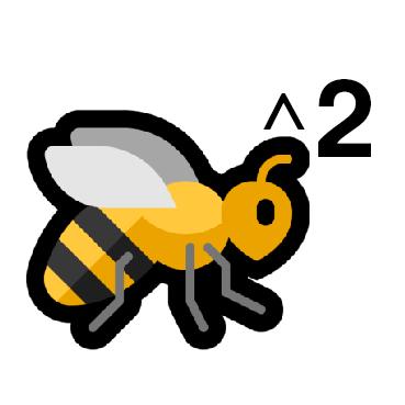 bee2 logo