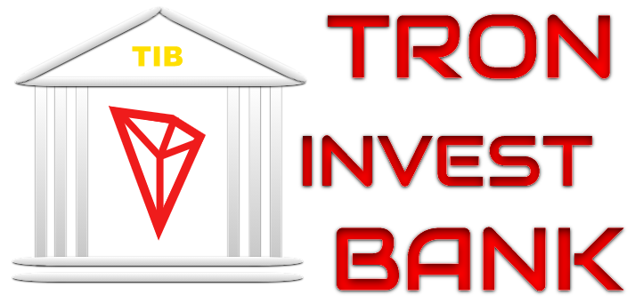 TRON INVEST BANK logo