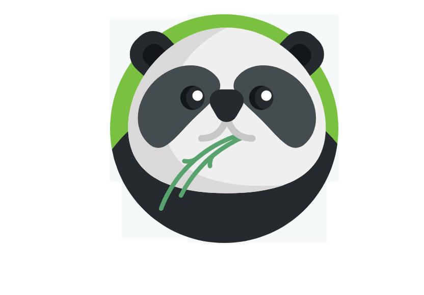 Pandas(熊猫) logo