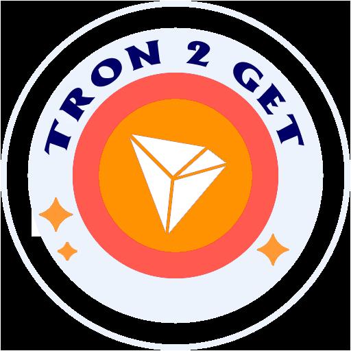 TRON2GET logo