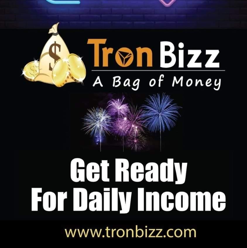 TRONBIZZ logo