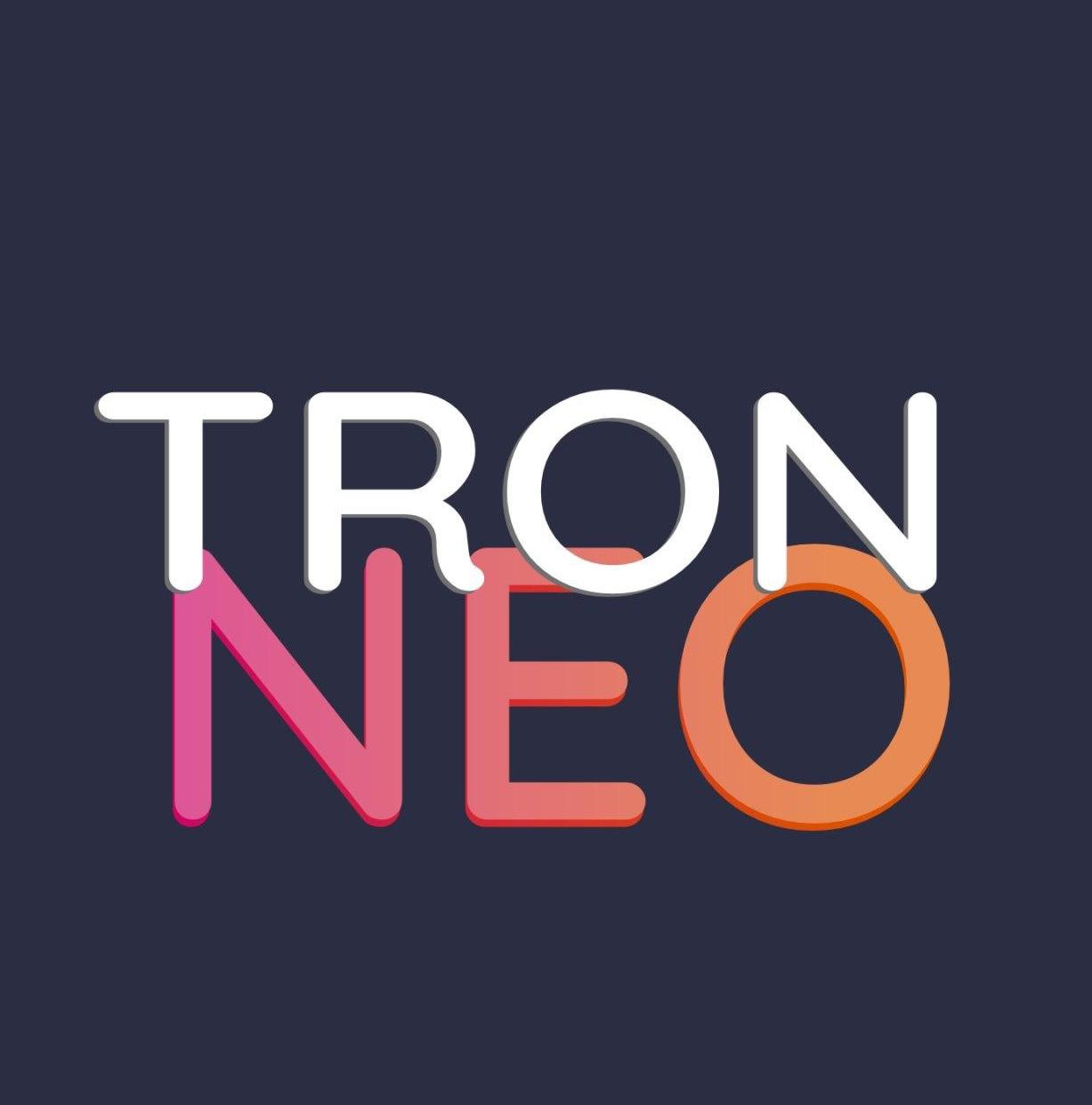 TronNeo logo