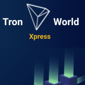 Tron World Xpress logo