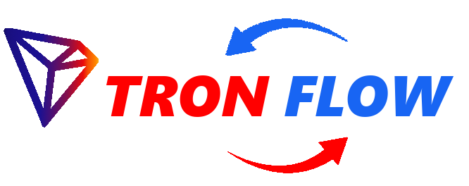 TRON FLOW logo