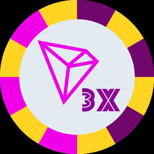 Tron3x logo