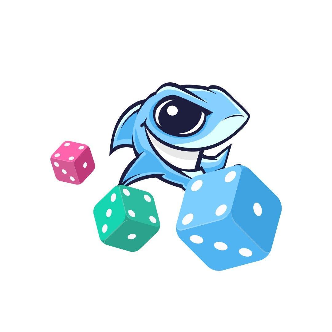 SharkDice logo