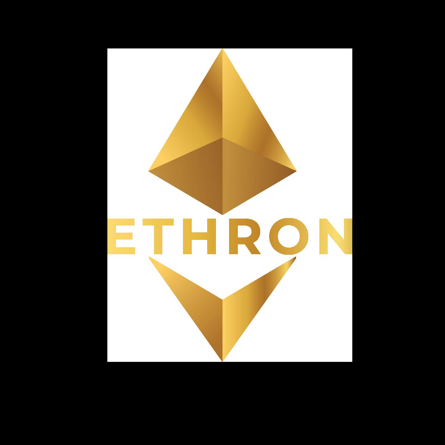 Ethron logo