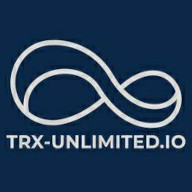 TRX-UNLIMITED.IO - 100% Decentralized Community Based Support Fund logo