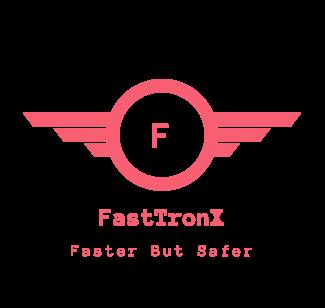 FastTronX logo