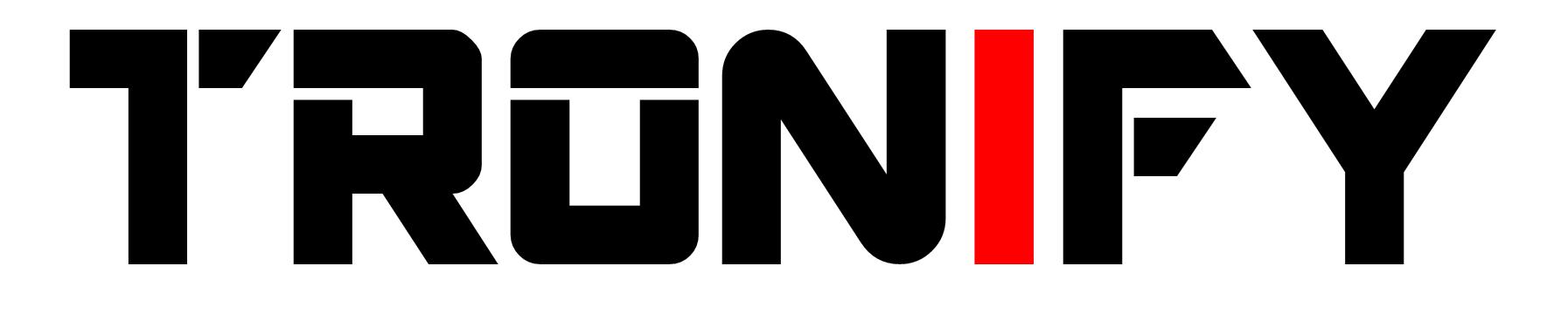 TRONIFY logo