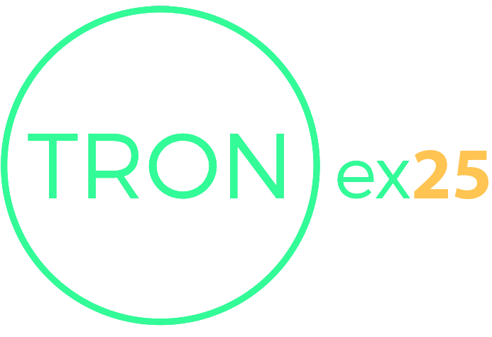 Tronex25 27% logo