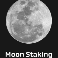 MoonStaking logo