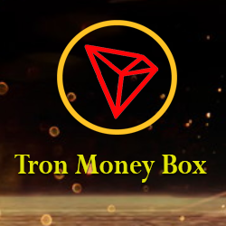 TRON MONEY BOX logo