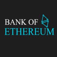 Bank of Ethereum logo