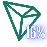 Tron Sharing logo