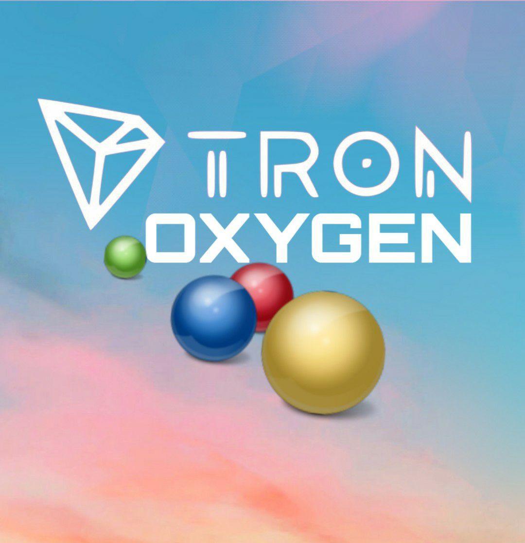 TronOxigen logo