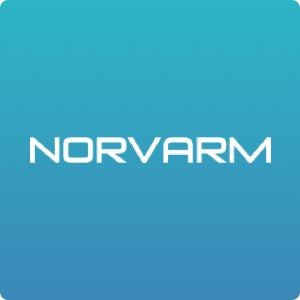 Norvarm logo