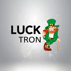 LUCK TRON logo