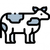 StakeCow logo