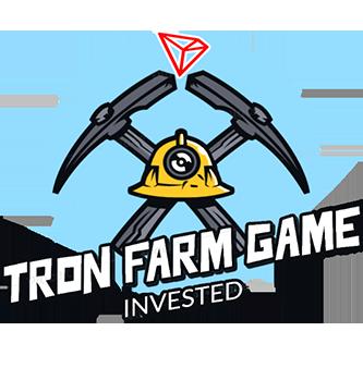 TRON FARM GAME logo