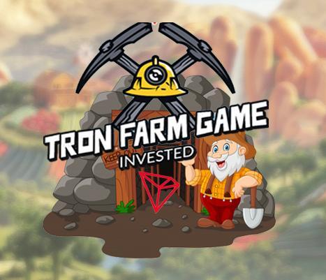 Tron Farm Mine logo