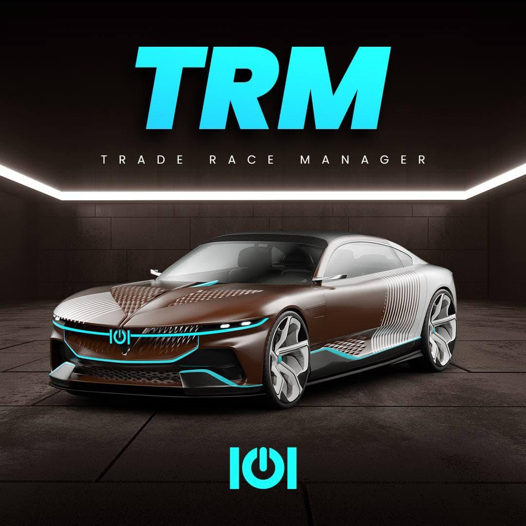 IOI- Trade Race Manager logo