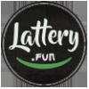 Lattery Fun logo