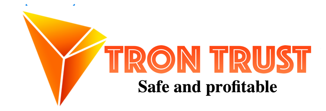 TRON SPOT -investments with smart contract advantages. logo