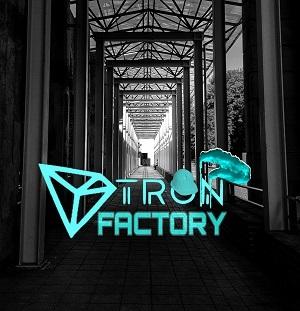TronFactory logo
