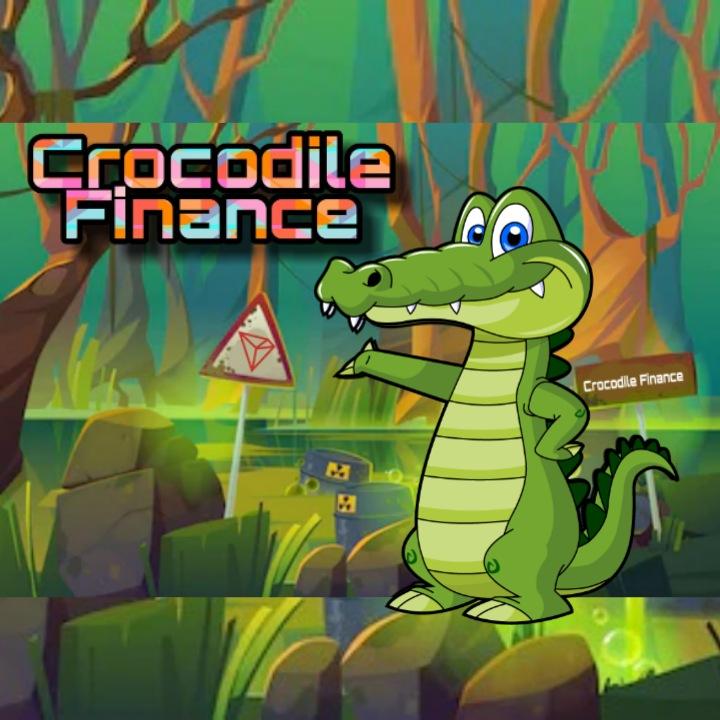Crocodile Finance logo
