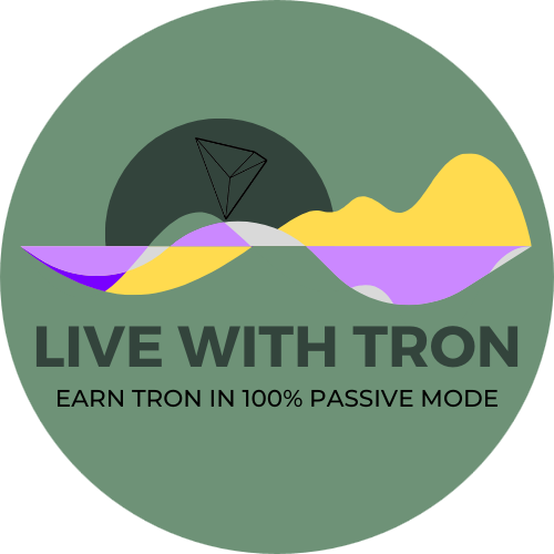 Live With Tron logo