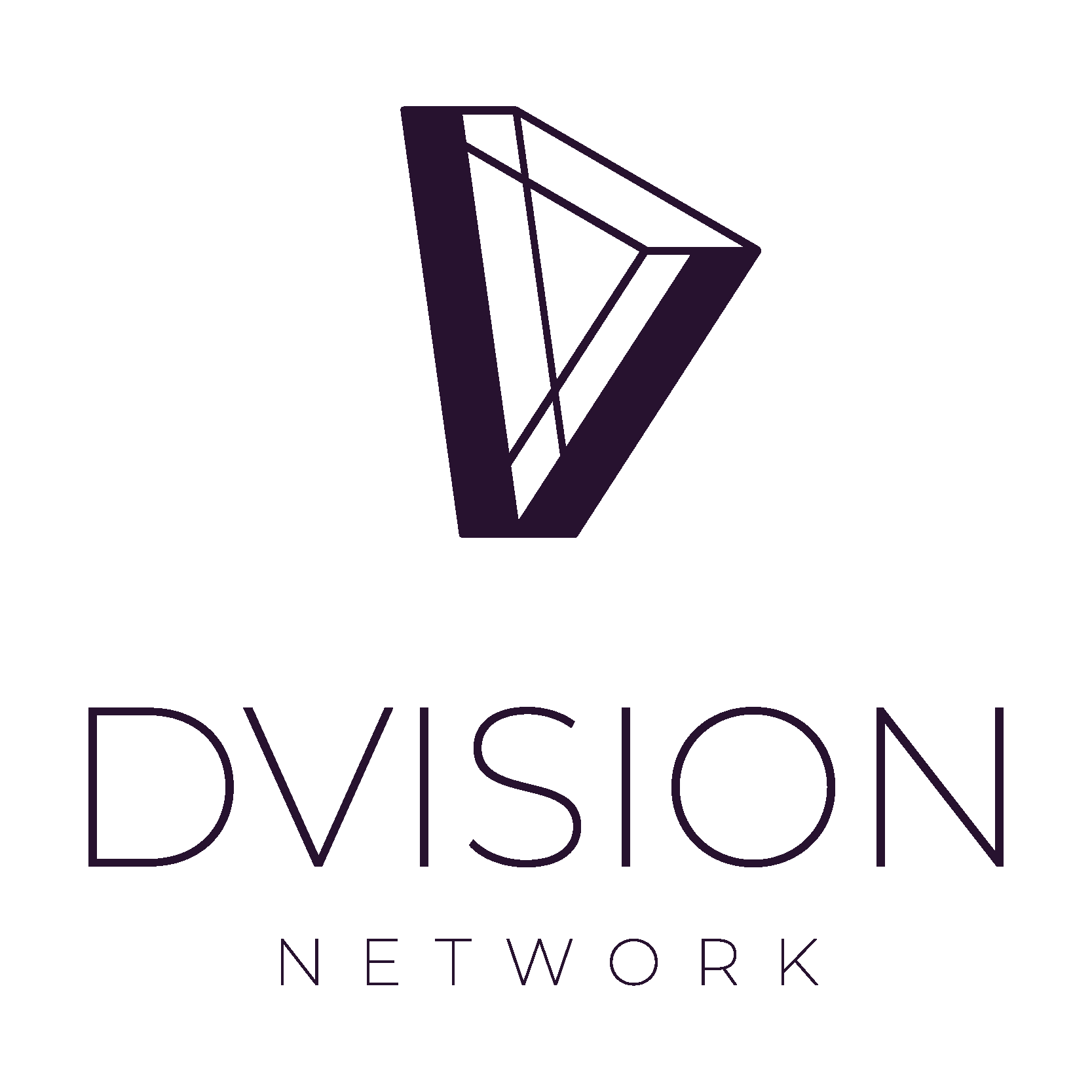 Dvision Network  logo