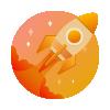FOMO Stake logo